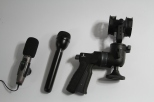 additional handheld mics and grips